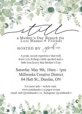 Mother's Day Brunch for Loss Mamas+Friends